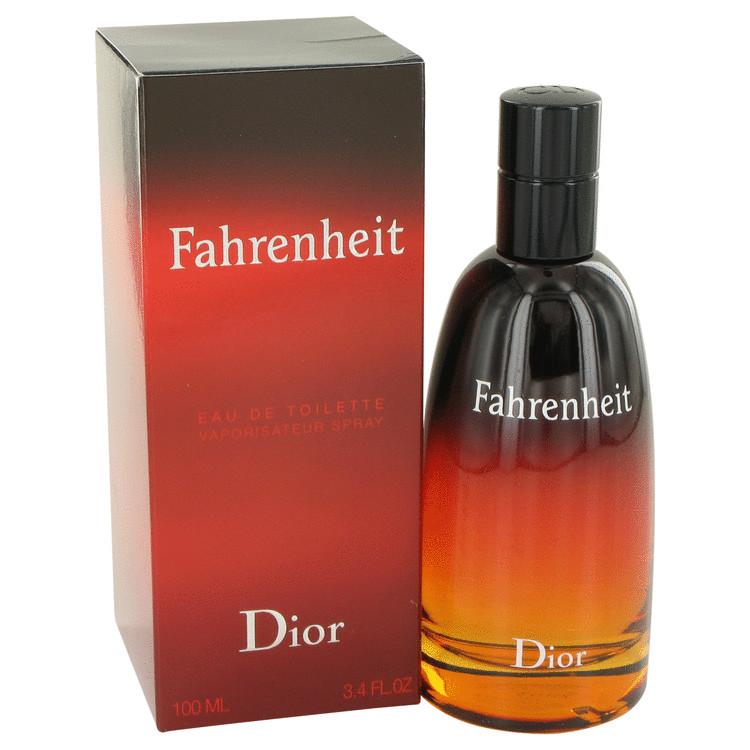Fahrenheit (Men) - 100ml