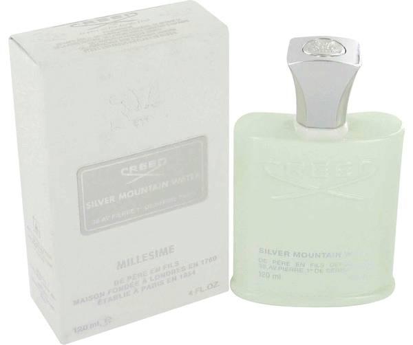 Silver Mountain Water (Men) - 120ml