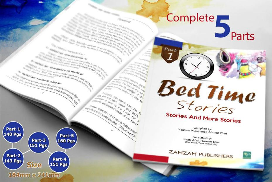 Bed time stories Complete 5 parts