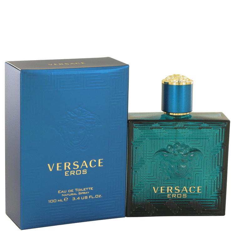 Versace Eros (Men) - 100ml