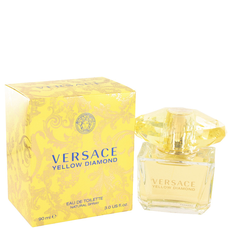 Versace Yellow Diamond (Women) - 90ml