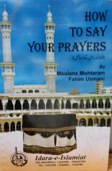How To Say Your Prayers