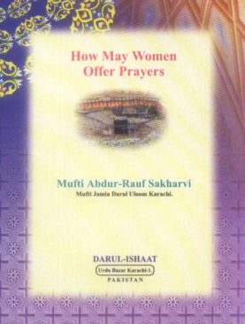 How May Women offer Prayers