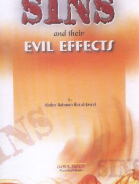Sins and their Evil Effects