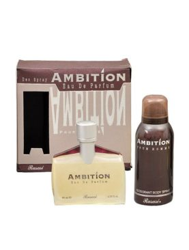 Ambition+Deo