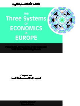 The Three Systems of Economic in Europe