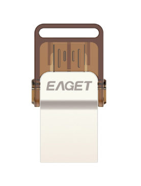EAGET Two-In-One OTG USB 8GB